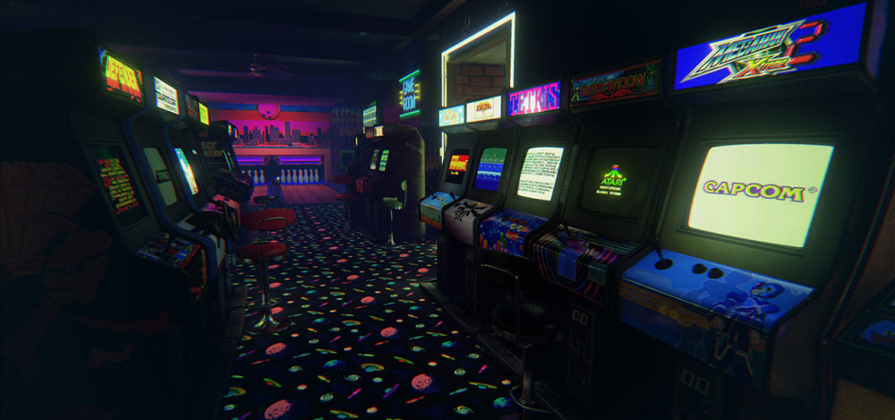 Play Classic 80s Arcade Games