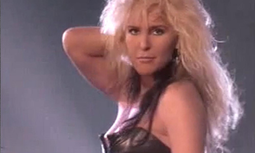 Lita Ford – Close My eyes Forever