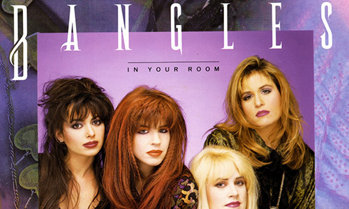 The Bangles – In Your Room