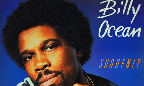 Billy Ocean – Suddenly