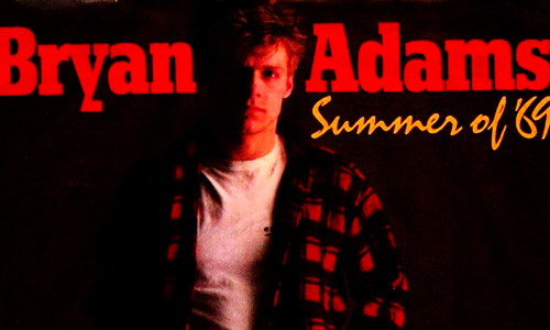 Bryan Adams – Summer of 69