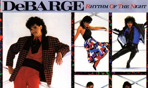 DeBarge – Rhythm Of The Night