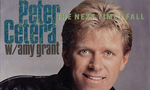 Peter Cetera – The Next Time I Fall