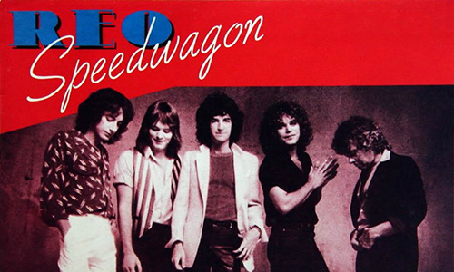 REO Speedwagon – Can't Fight This Feeling