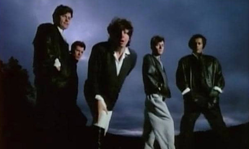 Simple Minds – Alive And Kicking