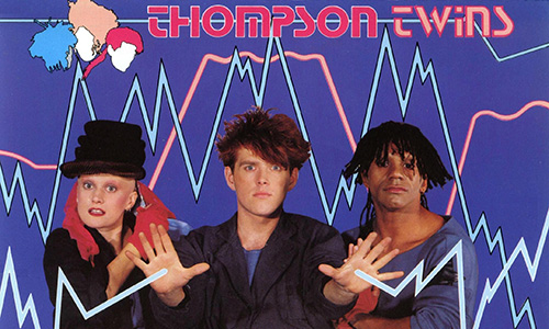 Thompson Twins – Doctor! Doctor!
