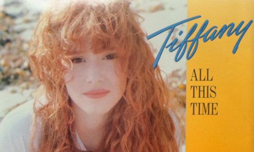 Tiffany – All This Time