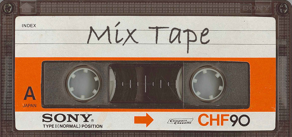Image result for 80s mix tape