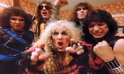 Twisted Sister – We're Not Gonna Take It