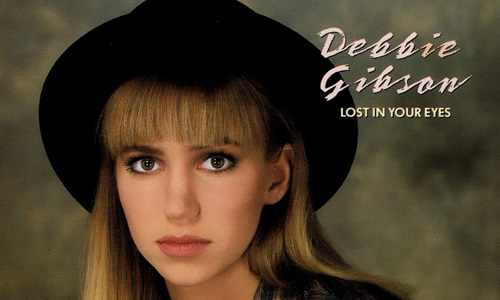 Debbie Gibson – Lost In Your Eyes