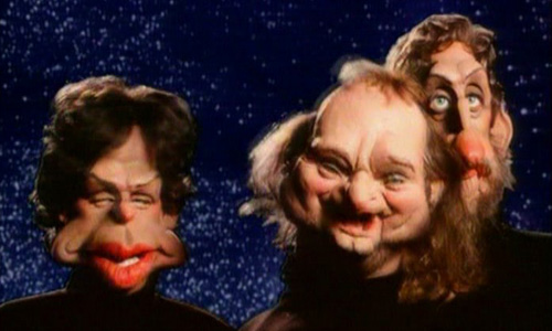 Genesis – Land of Confusion