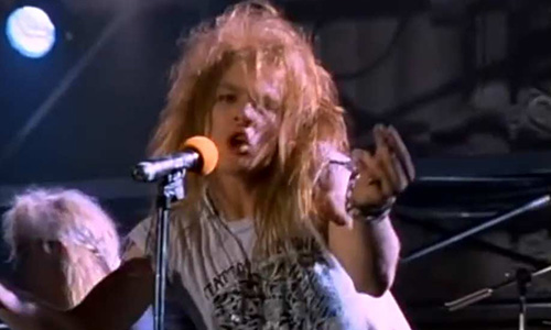 Guns N' Roses – Welcome To The Jungle