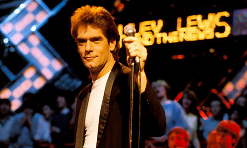 Huey Lewis – Back in Time