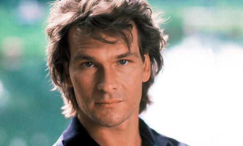 Patrick Swayze – She's Like The Wind