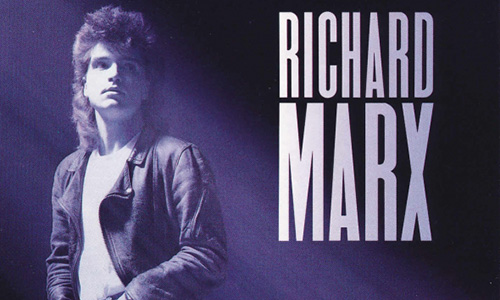 Richard Marx – Hold On To The Nights
