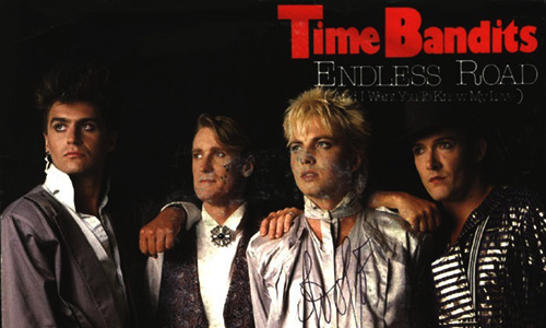 Time Bandits – Endless Road