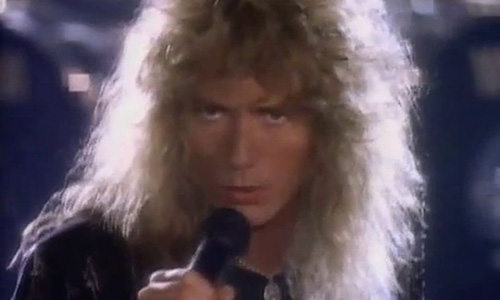 Whitesnake – Here I Go Again